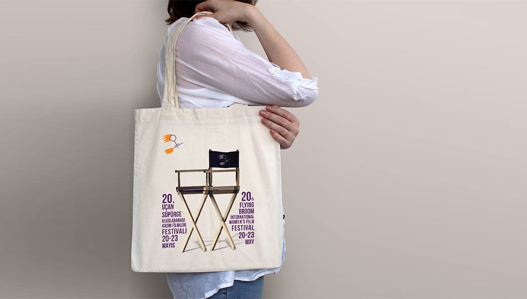 uçan süpürge çanta